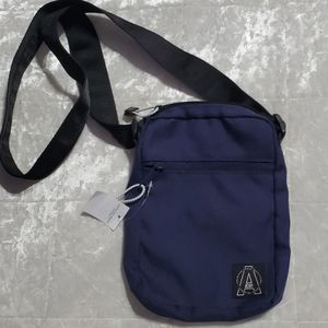 American Eagle Outfitters Blue Crossbody Tote